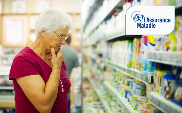 Alimentation des personnes âgées et la Caisse d'Assurance Maladie
