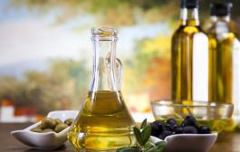 L'huile d'olive bonne pour la santé des personnes agées