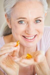 vitamines et compléments alimentaires santé senior