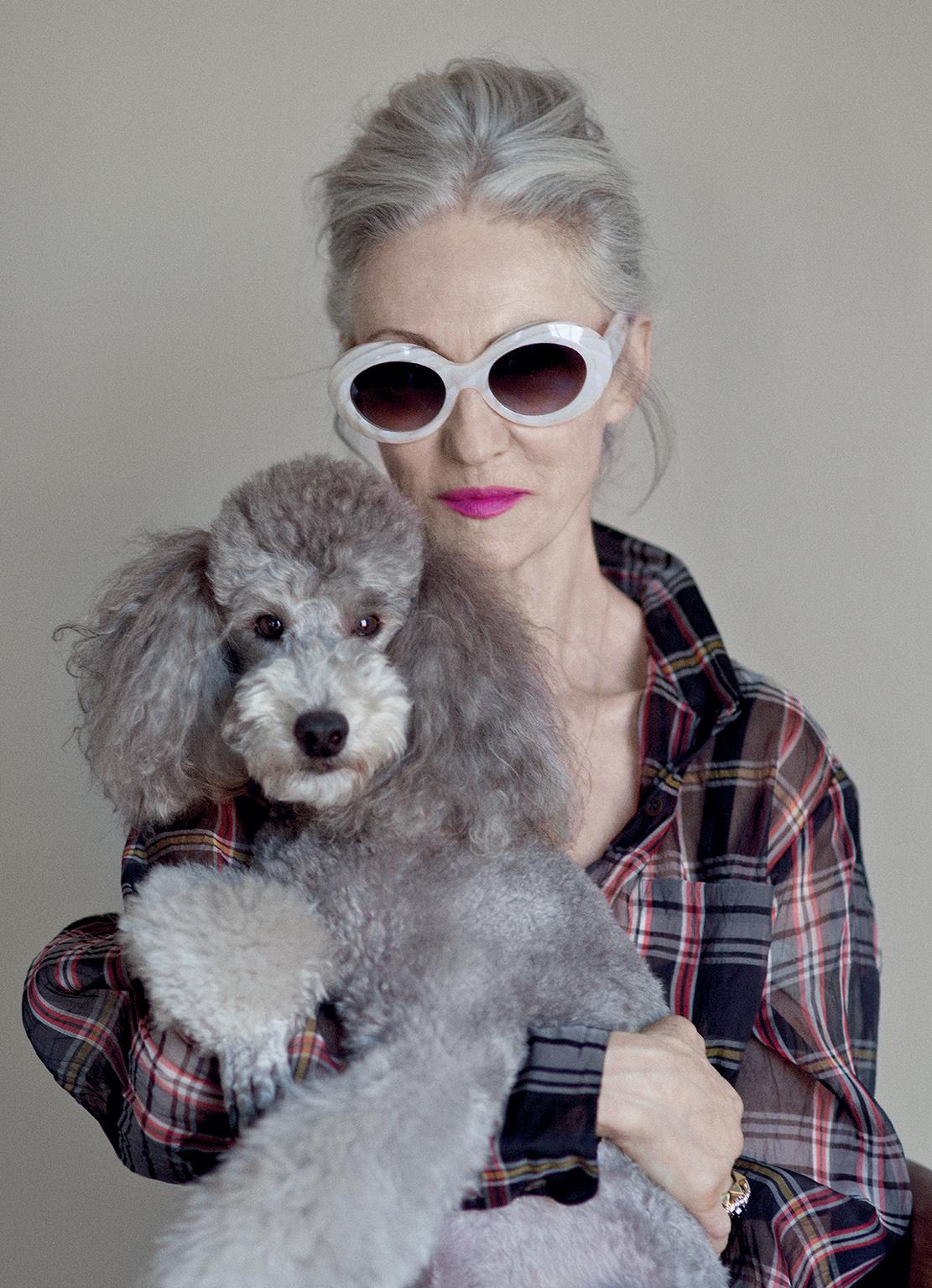 Linda Rodind Grey Mag